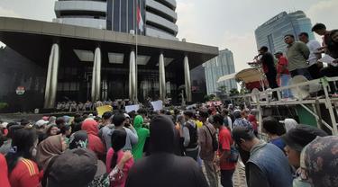 Demo Karyawan PT Palma Satu