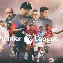 Premier League 2019/2020 Logo (Bola.com/Adreanus Titus/Faris Kholid)