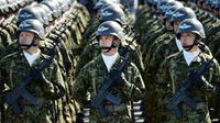 Tentara Jepang (AFP)