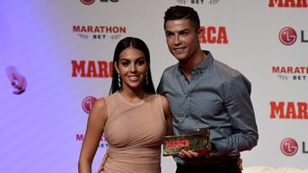 Larang Cristiano Ronaldo Ganti Bohlam di Rumah, Ini Alasan Georgina Rodriguez