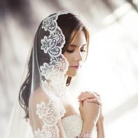 Gaun pernikahan/womendailymagazine