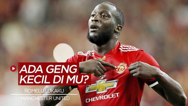 Berita Video Salah satu alasan Romelu Lukaku meninggalkan Manchester United dan pergi ke Inter Milan
