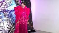 Miss Universe Singapura Mohanaprabha (Dok.Instagram/@catwalkhautecouture/https://www.instagram.com/p/B5WgfszoQsg/Komarudin)