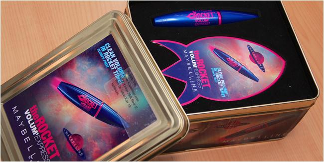 Maybelline New York The Rocket Volum' Express