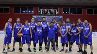 Tim Basket Emtek Tersandung di Semifinal IBBAMNAS 2019 (ist)