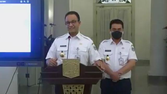 Anies 14 September Dki Mulai Laksanakan Psbb Yang Beda Dengan Masa Transisi News Liputan6 Com