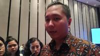 Kepala Ekonom Bank Permata Josua Pardede. (Anisyah Al Faqir/Merdeka.com)