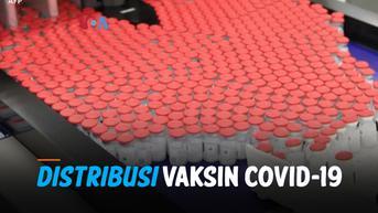 VIDEO: Sumbangan Vaksin Negara Kaya Berlimpah, Distribusi Belum Maksimal