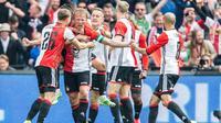 Feyenoord juara Eredivisie Belanda 2016-2017 (Foto: Feyenoord)
