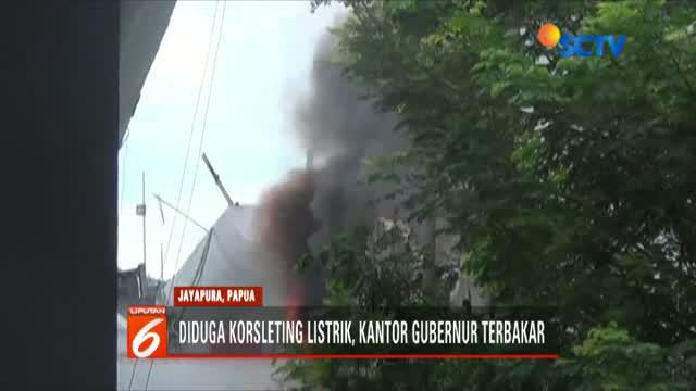 Aparat kepolisian Resor Kota Jayapura saat ini masih menyelidiki kebakaran ini apakah ada unsur kesengajaan atau tidak.