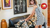 Apakah Anda ingat kapan terakhir kali membersihkan sofa? Membersihkan kain pelapisnya? Jika jarang dirawat tempat duduk yang satu ini rentan menjadi sarang jamur, loh!