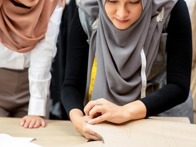 Cara Membuat Pola Baju Gamis Mudah Dipraktikkan Untuk Pemula Citizen6 Liputan6 Com