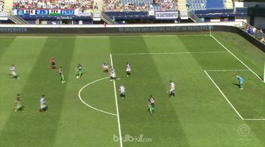 """Gol Bilal Basacikoglu di menit ke-90 membuat Feyenoord berhasil memetik kemenangan tipis dengan skor 3-2 kala bertandang ke marka..."