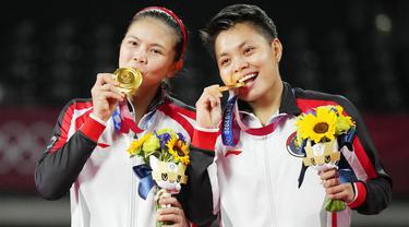 Foto: Daftar Atlet Indonesia yang Sukses Membawa Pulang Medali di Olmipiade Tokyo 2020