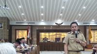 Wali Kota Tangerang Arief R Wismansyah (Liputan6.com/ Pramita Tristiawati)