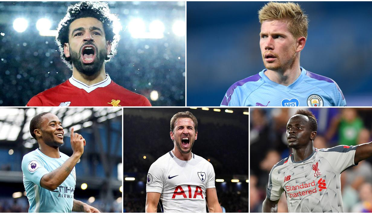 Premier League merupakan salah satu liga terpanas yang menjadi tempat berkumpulnya para pemain top dunia yang berbandrol selangit. Berikut ini lima pemain yang berharga tinggi di Liga Inggris tahun 2020.