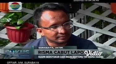 Wali Kota Surabaya Tri Rismaharini secara resmi telah mencabut laporan penghinanya Zikria Dzatil. Sebelumnya, Risma melaporkan Zikria karena melakukan penghinaan dan ujaran kebencian melalui akun facebook.