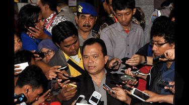 Kadiv Humas Polri Berikan Keterangan Penangkapan Bambang Widjojanto