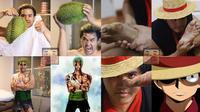 6 Cosplay Low Budget Jadi Kru Topi Jerami One Piece Ini Kocak (sumber: Instagram/lowcostcosplayth)