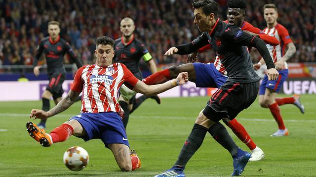 Arsenal, Atletico Madrid, Liga Europa