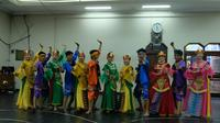 Memadukan tari balet dengan tarian Betawi lewat Telisik Tari. foto: dok. DKJ