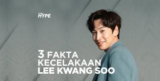 3 Fakta Lee Kwang Soo, Bintang Running Man yang Alami Kecelakaan