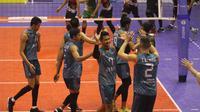 Jakarta BNI Taplus akan bersaing di final four Proliga 2018. (Humas PBVSI)