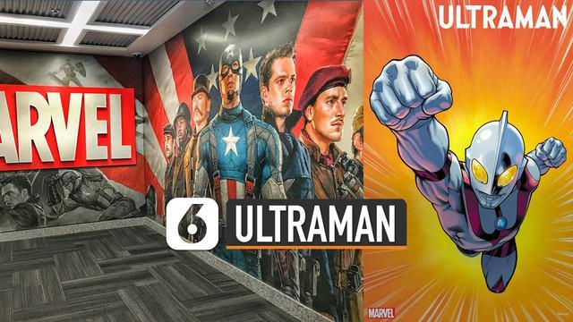 Produksi film Marvel kedatangan pahlawan super baru tahun ini. Siapa lagi kalau bukan Ultraman