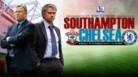 Prediksi Southampton Vs Chelsea (Liputan6.com/Andri Wiranuari)