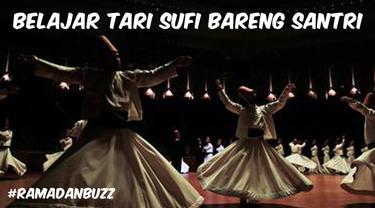 Ramadan Buzz kali ini berisi tentang ngabuburit seru bersama reptil di pinggir Sungai Musi, belajar Tari Sufi bersama para santri, dan takjil bubur Betawi di Masjid Alhasra.