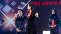 Felicia Putri Tjiasaka, mahasiswa President University mengajak generasi muda Indonesia untuk melek pasar modal dan investasi keuangan.
