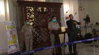 Gubernur DKI Jakarta Anies Baswedan menyampaikan  update informasi perlembangan penanganan covid-19 di Jakarta. (Ist)