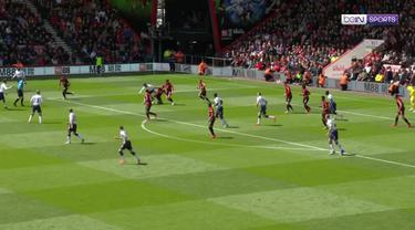 Berita video highlights Premier League 2018-2019 antara Bournemouth melawan Tottenham Hotspur yang berakhir dengan skor 1-0 di Vitality Stadium, Sabtu (4/5/2019).