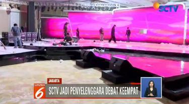 Sebanyak 5 ribu petugas gabungan TNI-Polri amankan Debat ke-4 Pilpres 2019 pada Sabtu, 29 Maret.