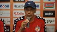 Asisten Pelatih Semen Padang Weliansyah. (Liputan6.com/Huyogo Simbolon)