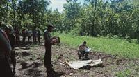 Kepanasan terkena terik matahari, seorang nenek asal Kapanewonan Playen gunungkidul ditemukan tak bernyawa di ladang miliknya.