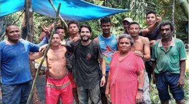 Cerita Pilot yang Pesawatnya Jatuh dan 38 Hari Hidup di Hutan Amazon