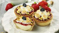 Strawberry Cheese Tart dari Pablo yang bisa buat Anda ketagihan dengan berbagai citarasa spesial.