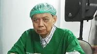 Dokter Spesialis Anak RSUD dr Soetomo Surabaya, dr Agus Harianto SpA(K). Foto: (Diank Kurniawan/Liputan6.com)