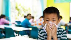 5 Penyakit Menular yang Mengintai Anak Selama di Sekolah (GUNDAM_Ai/Shutterstock)