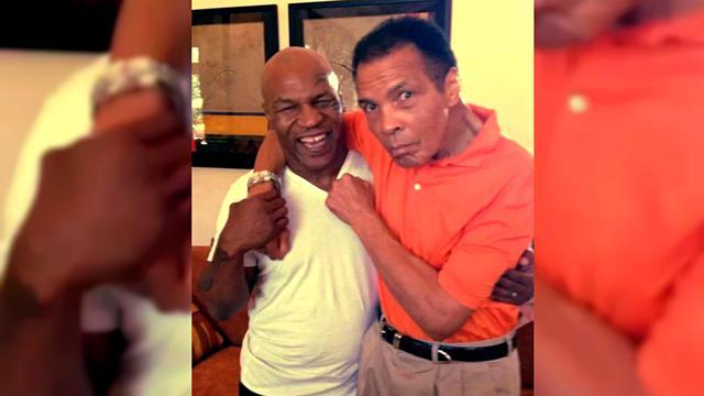 Mike Tyson Selamat Jalan Sosok Hebat Muhammad Ali Global Liputan6 Com