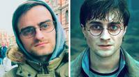 Mirip dengan Daniel Radcliffe (Sumber: Brightside)