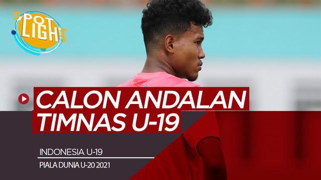 Berita Video Spotlight 5 Calon Pemain Andalan Timnas Indonesia U-19 di Piala Dunia U-20 2021, ada Bagas Kaffa