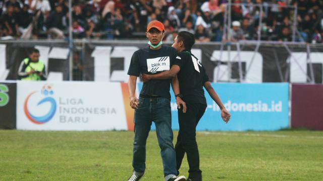 Persik Kediri, Komdis PSSI, Liga 2 2019