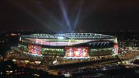 Markas Arsenal, Emirates Stadium, London. (Exhibition News)