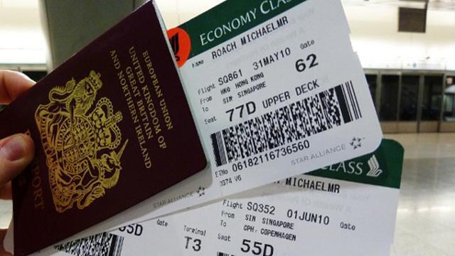 Ini Bahaya Unggah Foto Paspor Dan Tiket Pesawat Ke Media