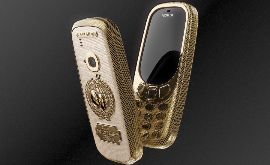 Nokia 3310 Peacemaker (Sumber: Phone Arena)
