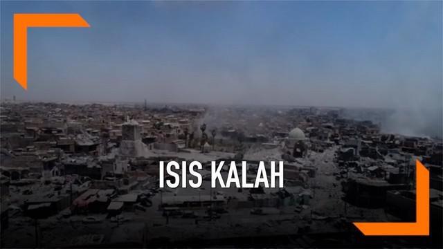 Pasukan Demokratik Suriah (SDF) mengumumkan kemenangannya atas kelompok (ISIS) di Suriah. Hal itu disampaikan oleh juru bicara SDF Mustafa Bali lewat pernyataan tertulisnya di akun Twitter.
