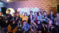 IM3 Ooredoo - Collabonation di M Block Space, Jakarta Selatan, Kamis (20/2)