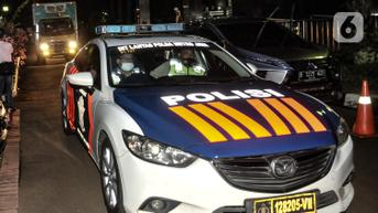 Propam Polri Tahan Polisi yang Pakai Mobil Dinas untuk Pacaran